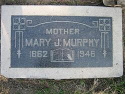 Mary Jane <I>Beck</I> Murphy