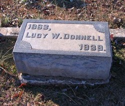 Lucy Blackwell <I>Wiggs</I> Donnell