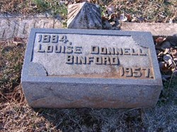 Mary Louise <I>Donnell</I> Binford