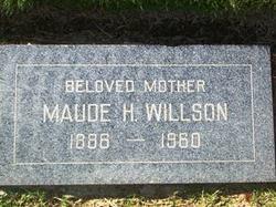 Maude Henrietta <I>Olson</I> Willson