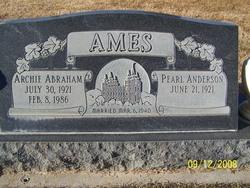 Archie Abraham Ames
