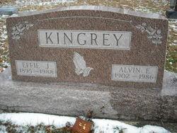 Effie Jane <I>Osswald</I> Kingrey
