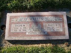 Marie Wallin