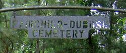 Fairchild-Dubose Cemetery