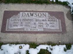 Gladys Juanita <I>Norton</I> Dawson