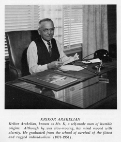 Krikor Arakelian