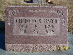 Clifford S Hatch
