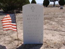 Arthur Perry Bentley
