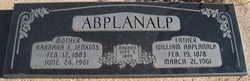 William Abplanalp