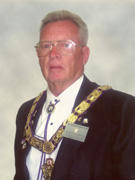 Robert Bob Elmer Burrell