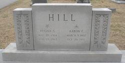 Regina Lucia <I>G.</I> Hill