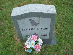 Beatrice <I>Lee</I> Bobo