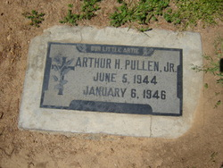 Arthur Harlan Pullen, Jr