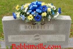 Leila Inez <I>Harbert</I> Bobbitt