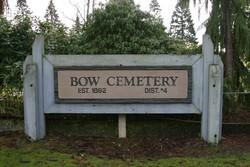 Bow Cemetery