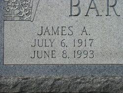 James Arthur Barker