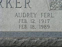 Audrey Ferl Barker