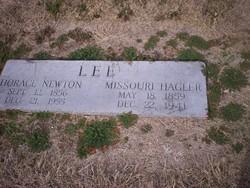 Horace Newton Lee