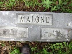"""John Perry """"Jack"""" Malone"""
