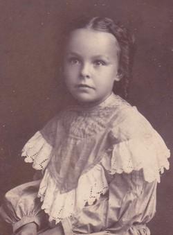 Ethel Elizabeth <I>Walker</I> Mitchell