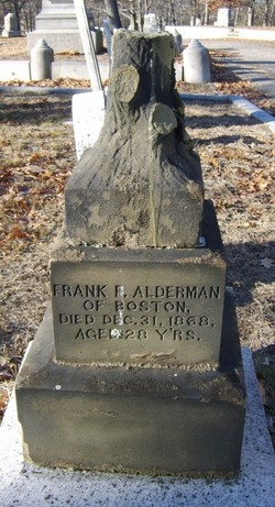 "Francis Fuller ""Frank"" Alderman"