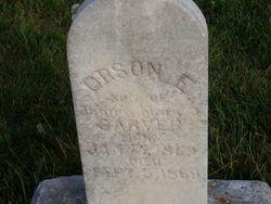 Orson E Carver