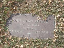 "John Alan ""Johnny"" Arthur"