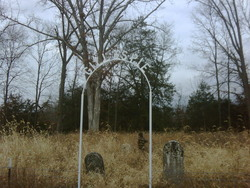 Gillaspie Family Cemetery