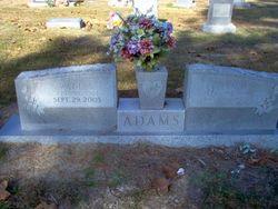 Evelyn Gray <I>Dudley</I> Adams