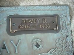Dewey D. Murray