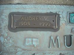 Audrey V. <I>Ressler</I> Murray