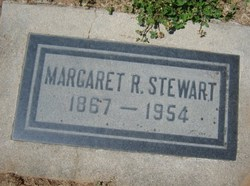Margaret Nesbaum <I>Roper</I> Stewart