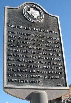 Houston-Lea Family Cemetery