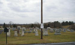 Zion Gosherts Union Church Cemetery