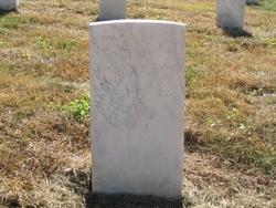 Pvt Andrew Jackson Absher