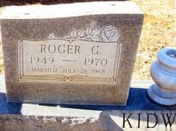PFC Roger Gene Kidwell