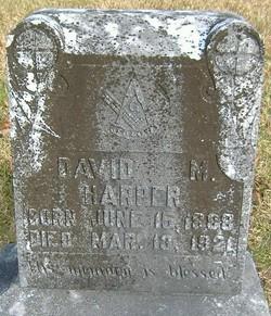 David M. Harper