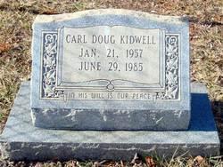 Carl Douglas Kidwell