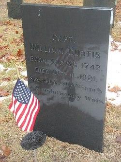 Capt William Curtis, III