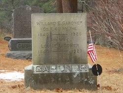 Pvt Willard E Gardner