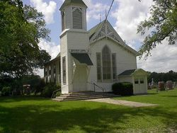 Blackwater Chapel Cemetery