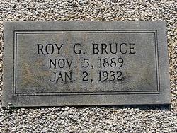 Roy Gilbert Bruce