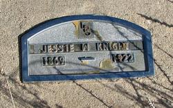 Jesse Wilburn Knight