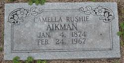 "Camella L Rusha ""Rushie"" <I>Polk</I> Aikman"