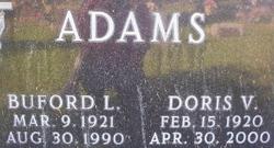 Doris V Adams