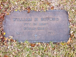 William H Buford