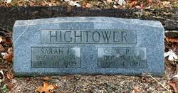 W P Hightower