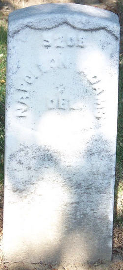Pvt Napoleon Adams