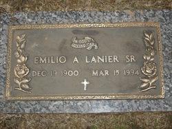 Emilio Aguinaldo Lanier, Sr