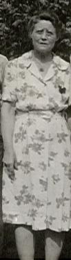 """Flora Irene """"Auntie"""" <I>Melton</I> Bray"""